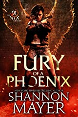 Fury of a Phoenix (The Nix Series Book 1) Kindle Edition