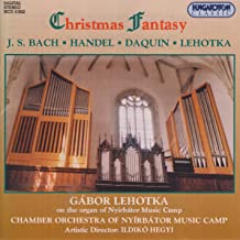 Bach, J.S.: Prelude and Fugue in G Major / Toccata and Fugue in D Minor / Handel: Organ Concerto