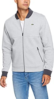 Lacoste Men's Bomber Sweat Jacket