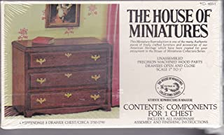 Best the house of miniatures chippendale Reviews