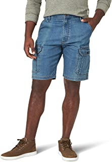 Authentics Men's Classic Relaxed Fit Stretch Cargo Short