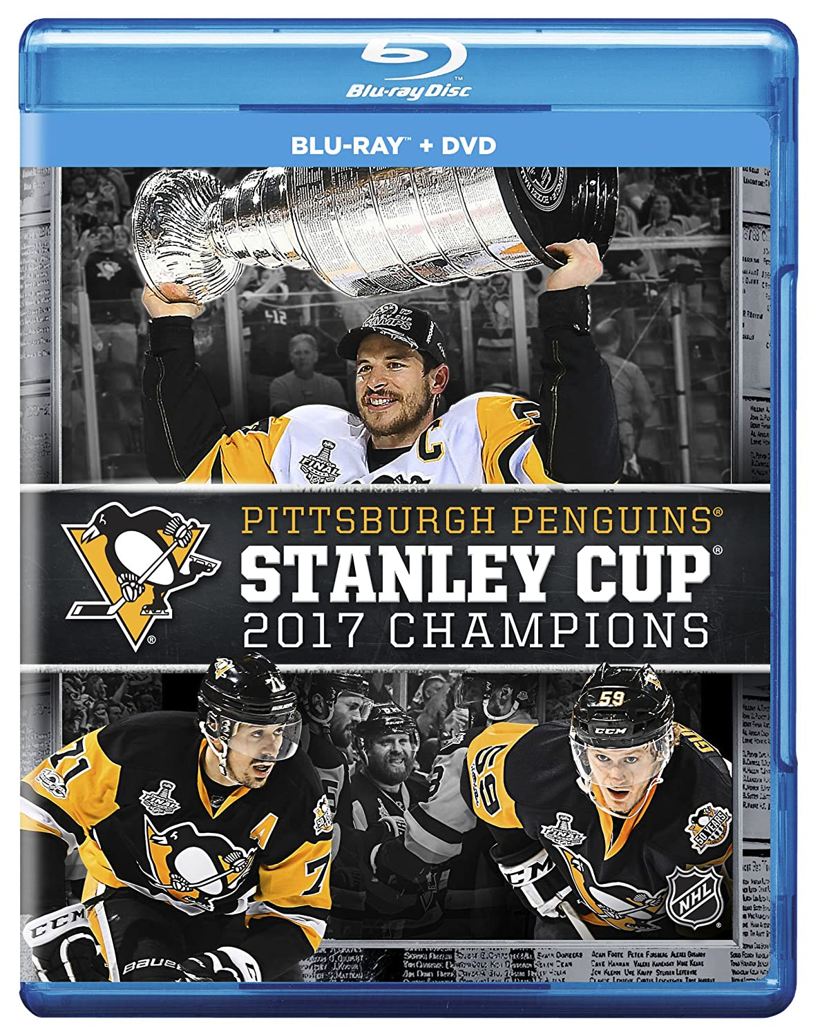 2017 Dedication Stanley Cup Long Beach Mall COMBO Champions