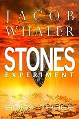 Stones: Experiment (Stones #3) Kindle Edition