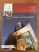 Fundamentals of Speech Communication, 2nd edition, IUPUI