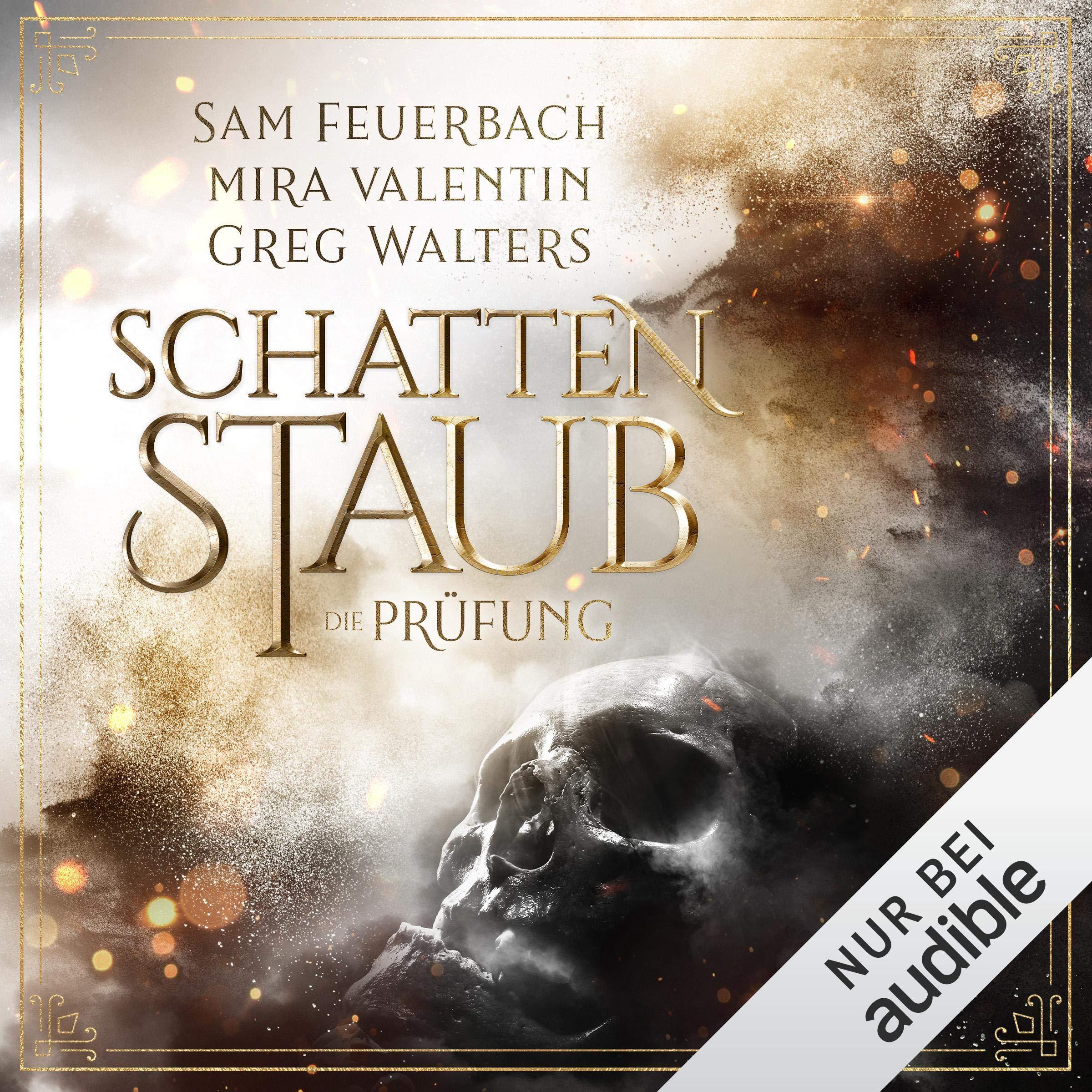 Coverbild von Die Prüfung, von Sam Feuerbach & Mira Valentin & Greg Walters