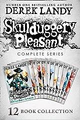 Skulduggery Pleasant: Books 1 - 12 Kindle Edition
