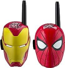 Avengers Infinity War Walkie Talkies for Kids Static Free Extended Range Kid Friendly Easy to Use 2 Way Walkie Talkies - AV-202v8M