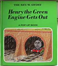 Henry, the Green Engine Gets Out : Pop-Up Book