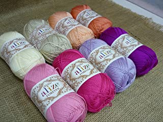 alize forever lace yarn