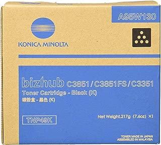 Konica Minolta Toner Cartridge, Black, Tnp-49k
