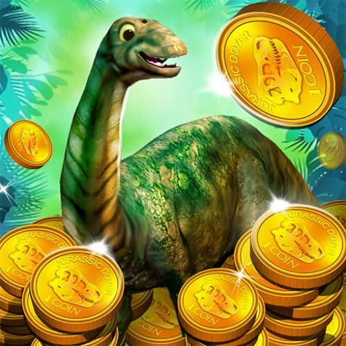 Coin Party: Jurassic Jungle Dozer