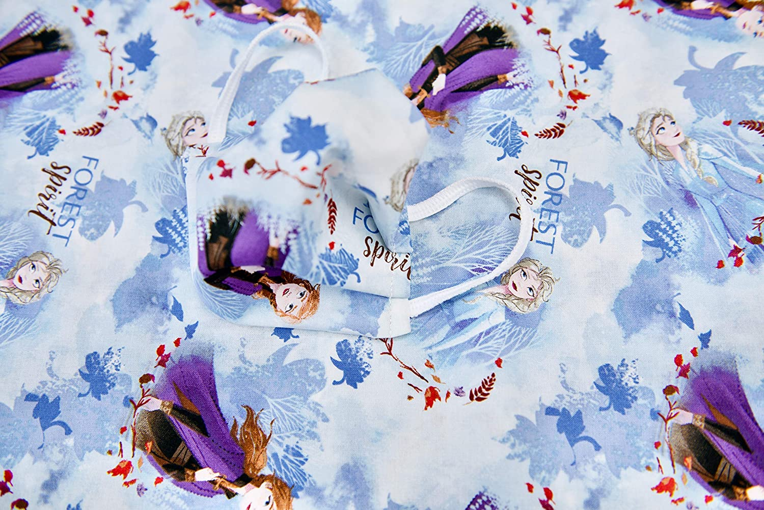 Denver Mall Princess Frozen Elsa New products world's highest quality popular Anna Home Made In USA Cotton Designer 100%
