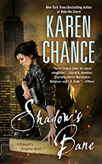 Shadow's Bane (Dorina Basarab Book 4)