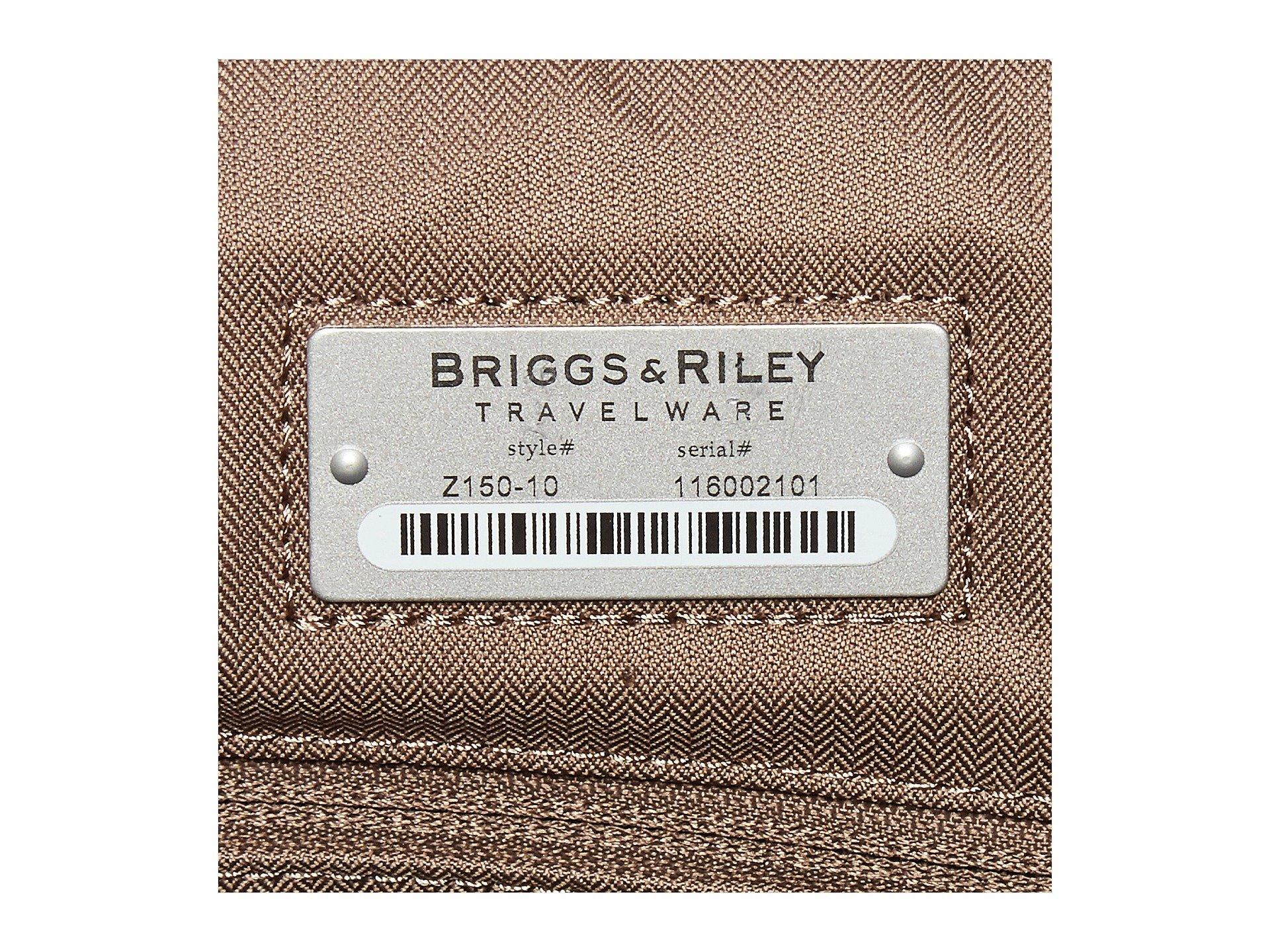 Grey Street Kinzie amp; Briggs Riley Simple Duffel tEwxYq0qZ