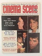 Cinema Scene Magazine June 1971 (Vol. 1 No. 9) - Mary Tyler Moore - Elvis Presley