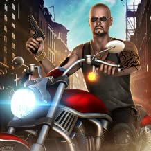 Downtown City Biker Gangsters Call Of Mafia Outlaws Battle Simulator 3D: Criminal Mind Ganglands Redemption Hard Time Shooter Action Survival Mission Thrilling Adventure Games Free For Kids 2018