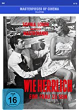 Lucky to Be a Woman La fortuna di essere donna  What a Woman!  NON-USA FORMAT, PAL, Reg.0 Germany