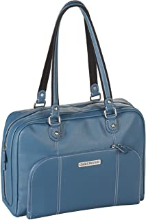 """Clark & Mayfield Morrison 15"""" Laptop Tote One Size Turquoise MORR15-46"""