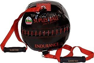 Suples Ball - (Fitness, Bulgarian Bag, Crossfit, Wrestling, Judo, Grappling, Functional Training, MMA, Sandbag, Core, Medicine Ball)