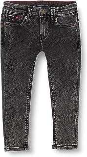 Tommy Hilfiger Simon Skinny-Roblkst Jeans para Niños