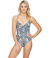 Seafolly - Kashmir Wrap Front Maillot