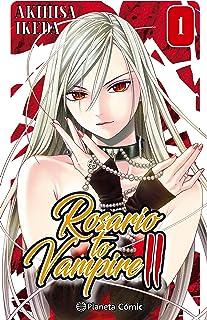 Rosario to Vampire II nº 01/14 (Manga Shonen)