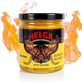 Helga Gourmet Mustard (Sweet Heat)