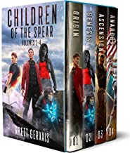 Children of the Spear: Volumes 1 - 4