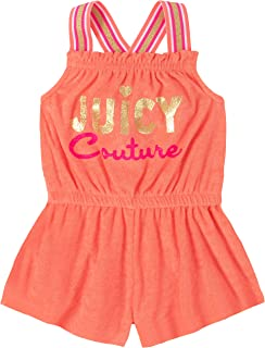 Juicy Couture Baby Girls` Romper