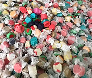 Rushmore Mountain Taffy Hand Made Kettle Fresh Salt Water Taffy (Sugar Free - Assorted, 1 lb)