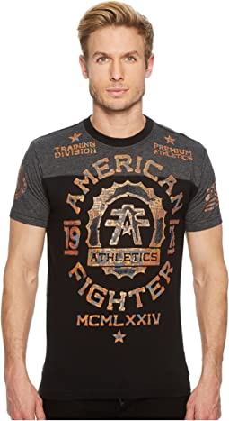 American Fighter - Maryland Short Sleeve Football Tee