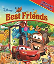 Disney - Lion King, Cars, and More! Best Friends Little First Look and Find Activity Book - PI Kids