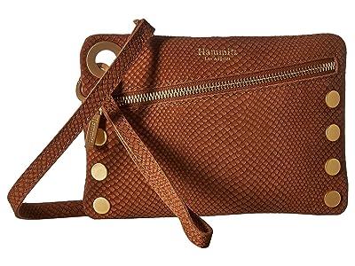 Hammitt Nash Small (Saddle Snake/Brushed Gold) Handbags