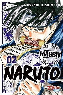 NARUTO Massiv 2: Die Originalserie als umfangreiche Sammelba