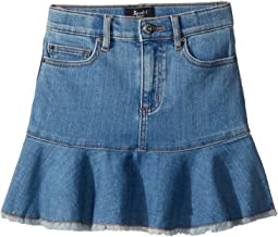 Mia Denim Skirt (Big Kids)