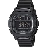 Timex Men's BST.47 Silicone Strap Watch