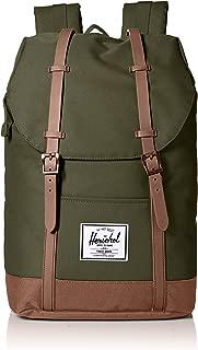 olive herschel backpack
