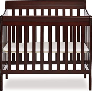 half crib attached to bed