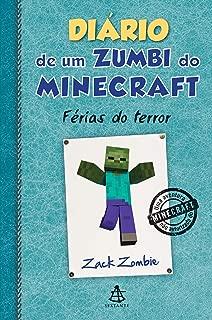 Diário de Um Zumbi do Minecraft. Férias do Terror (Em Portuguese do Brasil)