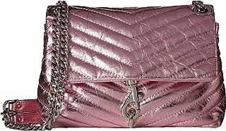 Rebecca Minkoff Women's Edie Beaded Chain Crossbody Bag