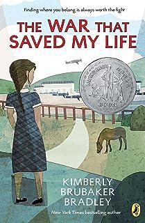 The war that saved my life: Kimberly Brubaker Bradley