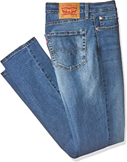 Levi's 18298-0621 Men's Slim FitDenim, Blue, Size 33