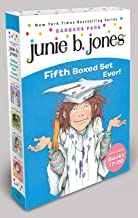 Junie B. Jones's Fifth Boxed Set Ever! (Books 17-20)