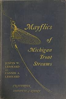 Mayflies of Michigan Trout Streams