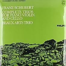 Schubert Complete Trios For Piano Violin Cello