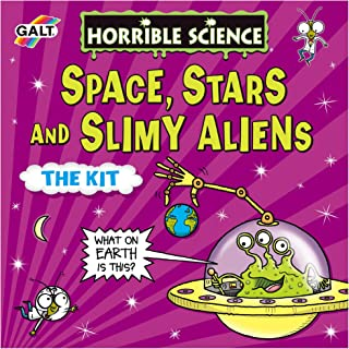Galt Toys, Horrible Science, Explosive Experiments, Science Kit
