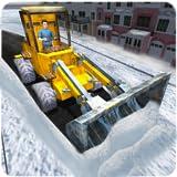 Neve Rescue Escavatore Crane 3D