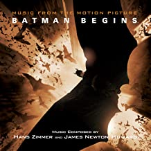 Batman Begins (Original Motion Picture Soundtrack)