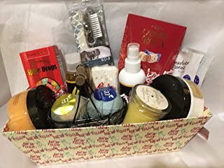 Williamsburg Relax in Hemp Spa Gift Basket (London)
