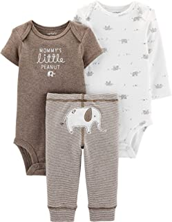 Carter's 3-Piece Peanut Little Character Set